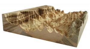 Grand Canyon CNC Router Carving