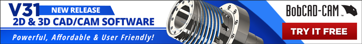 Try V31 CNC software from BobCAD, Free