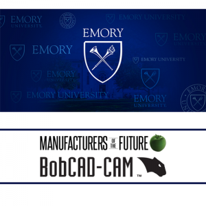 How emory university uses bobcad cnc software